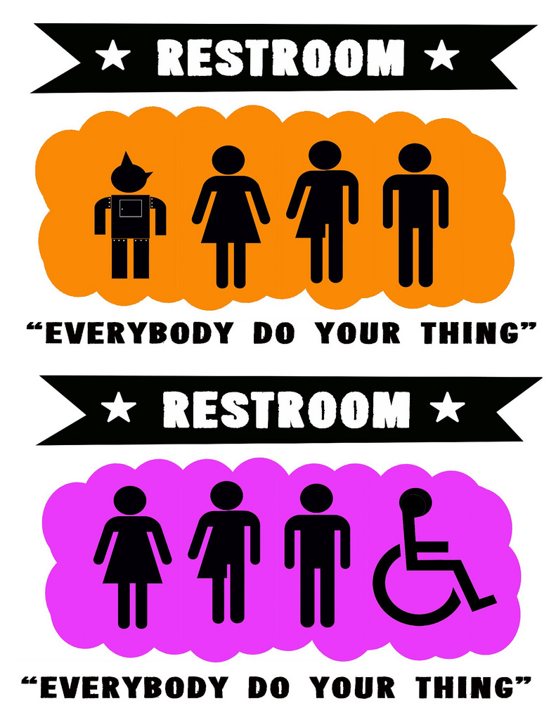 California Single Stall Restrooms To Be Gender Neutral - Gender neutral bathrooms california